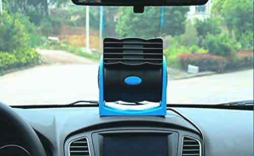 Aire acondicionado portatil para coche