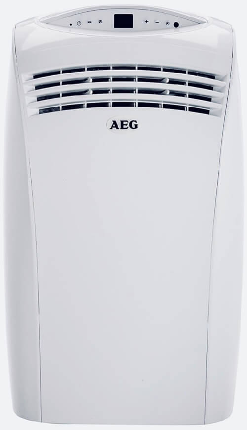 aire acondicionado portátil AEG blanco
