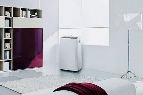 aire acondicionado portátil con tecnología inverter