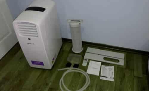 aires acondicionados de frigorias