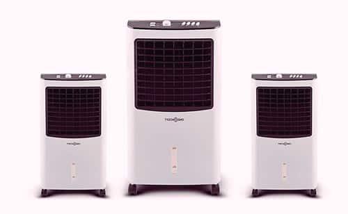 mejores marcas de climatizador Evaporativo