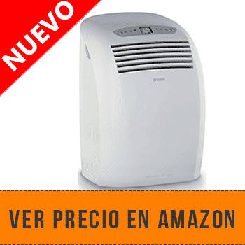 Aire acondicionado portatil doble tubo